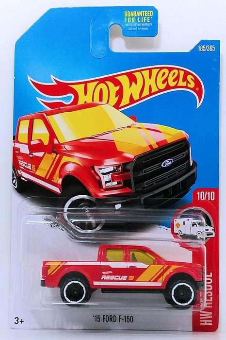 Hot Wheels '15 Ford F150 / 0992786809