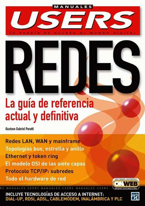 Redes Guia de Referencia Editorial PC Users