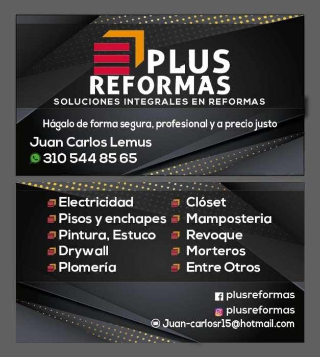 Plus Reformas