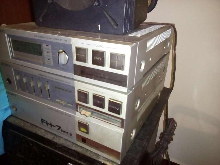 Sistema de Sonido Hifi Sony Fh Z7