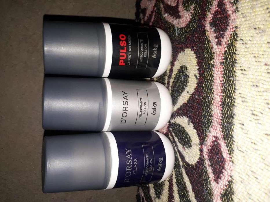 desodorantes de esika