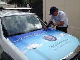 Rotulado vehicular, señalizacion, cinta reflectiva segun norma.