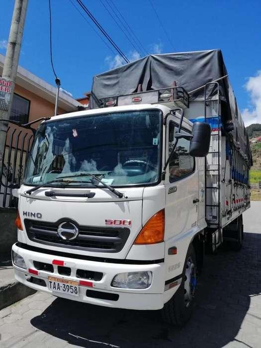 Vendo Camión Hino Gd 2015
