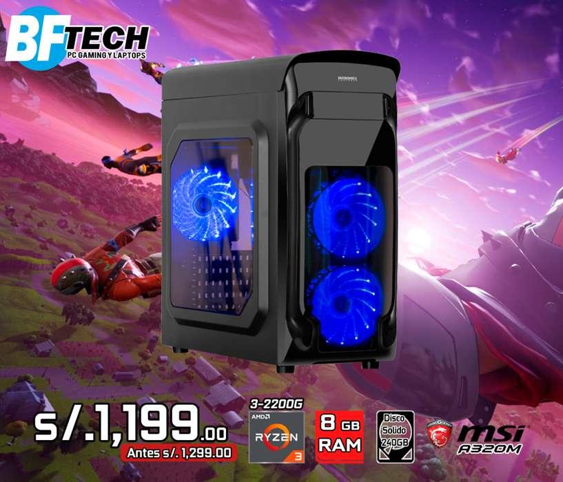 CPU GAMING RYZEN 3 2200G 3.5GHz 1
