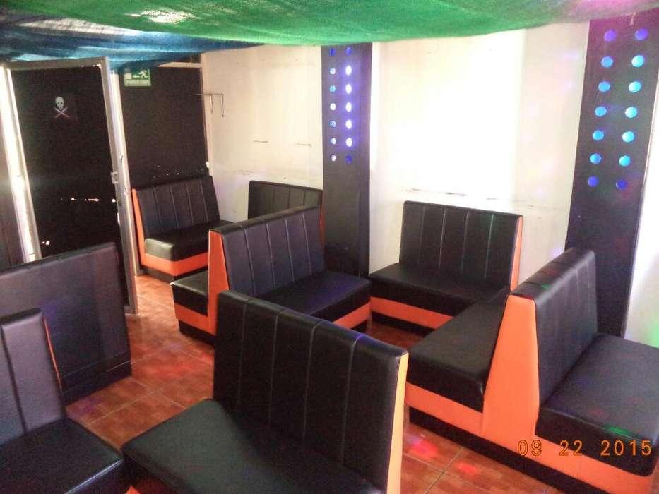 Muebles Sillones para Bar Karaoke Etc