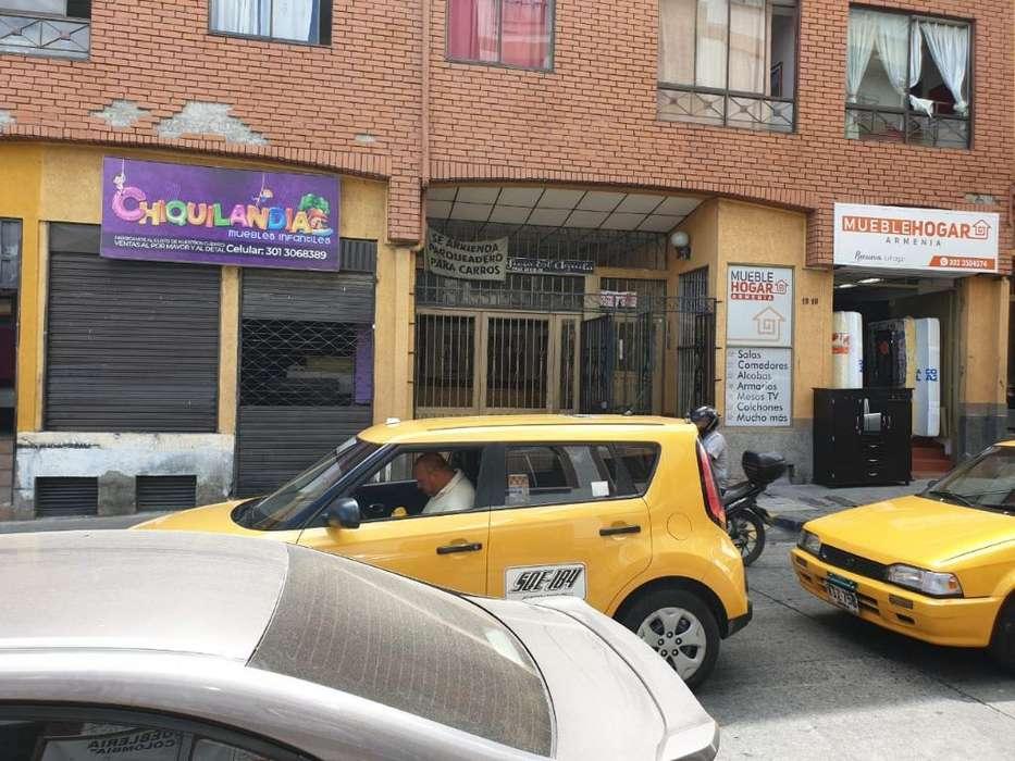 Vendo Apt en El Centro de Armenia Piso3