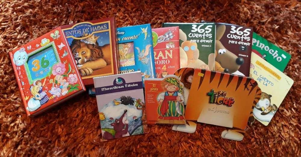 Libros de Cuentos para Niños