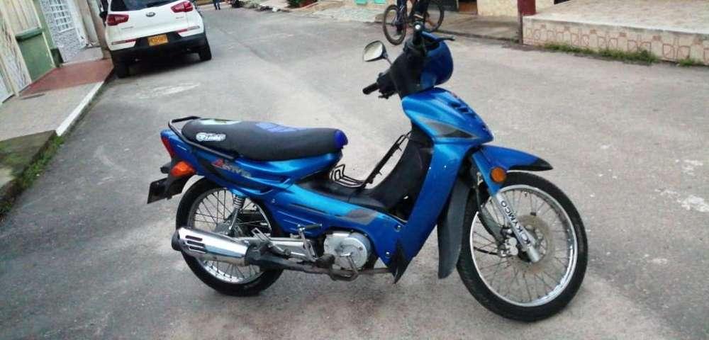 Moto Acty 110 Solo Tarjeta Y Trapaso
