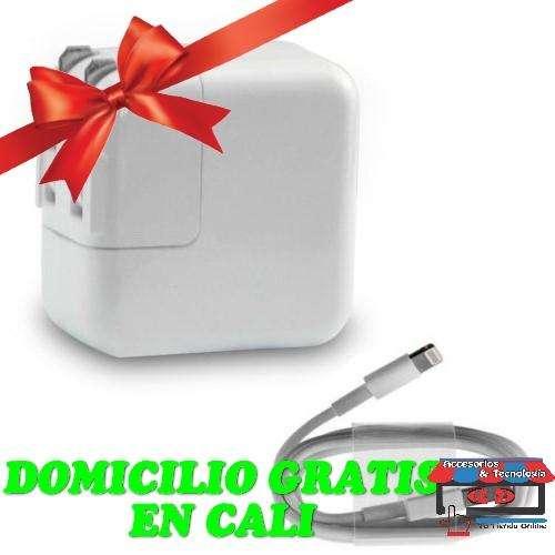 CARGADORES PARA IPHONE 5,6,7,8 Y IPAD FULL ENVIO GRATIS