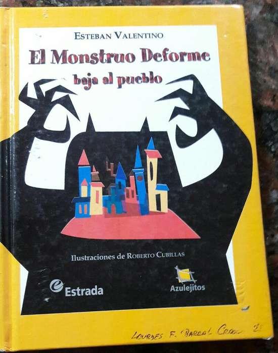 El Monstruo Deforme Baja Al Pueblo