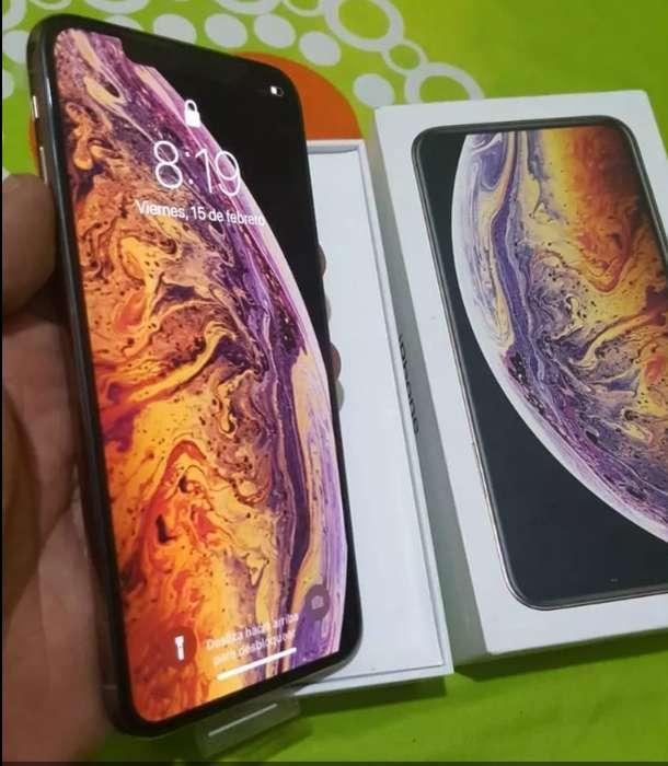 ACEPTO CAMBIOS (SOLO IPHONE) IPHONE XS MAX DE 256 GB,EL MAS COSTOSO DEL MUNDO , CAMARA INCREIBLE