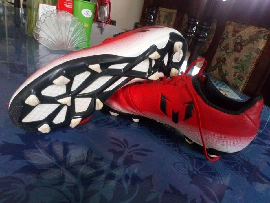 Guayos Adidas Original Messi para Niño