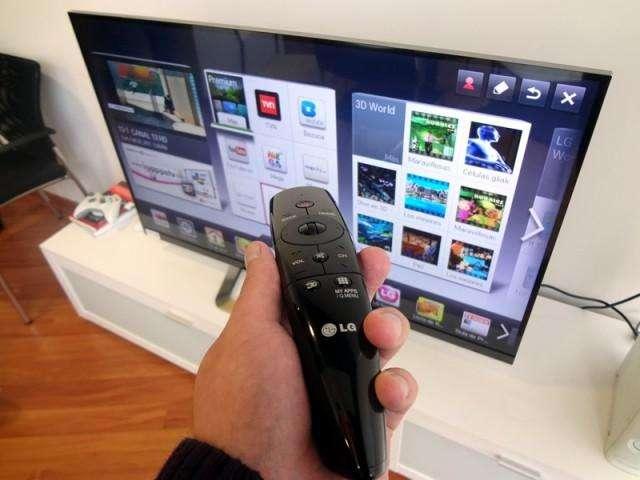 SMART TV LG 3D Ultradelgado 47 pulgadas