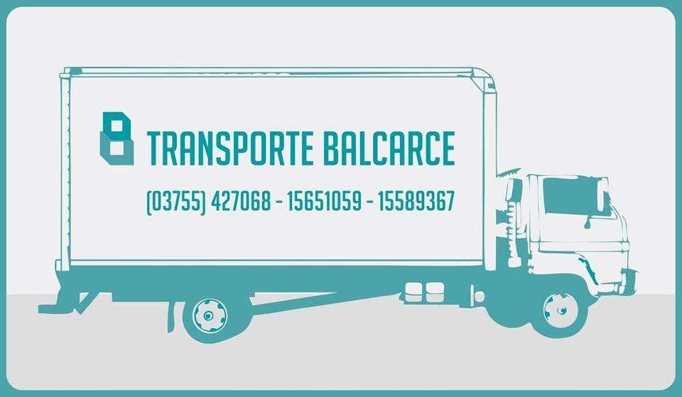 FLETES Y MUDANZAS Transporte Balcarce OBERA-MISIONES