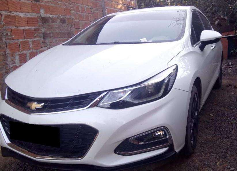 <strong>chevrolet</strong> Cruze 2018 - 7000 km