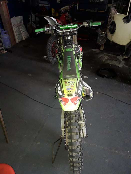 Vendo O Permuto Kawasaki Kx250f