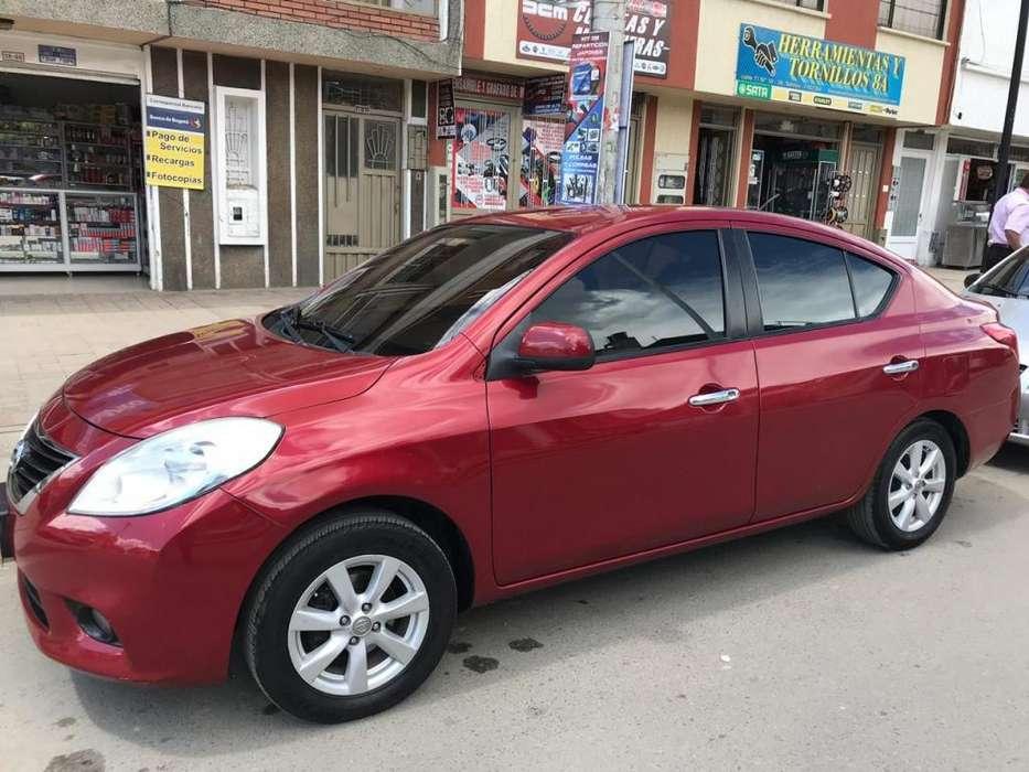 Nissan Versa 2013 - 101400 km