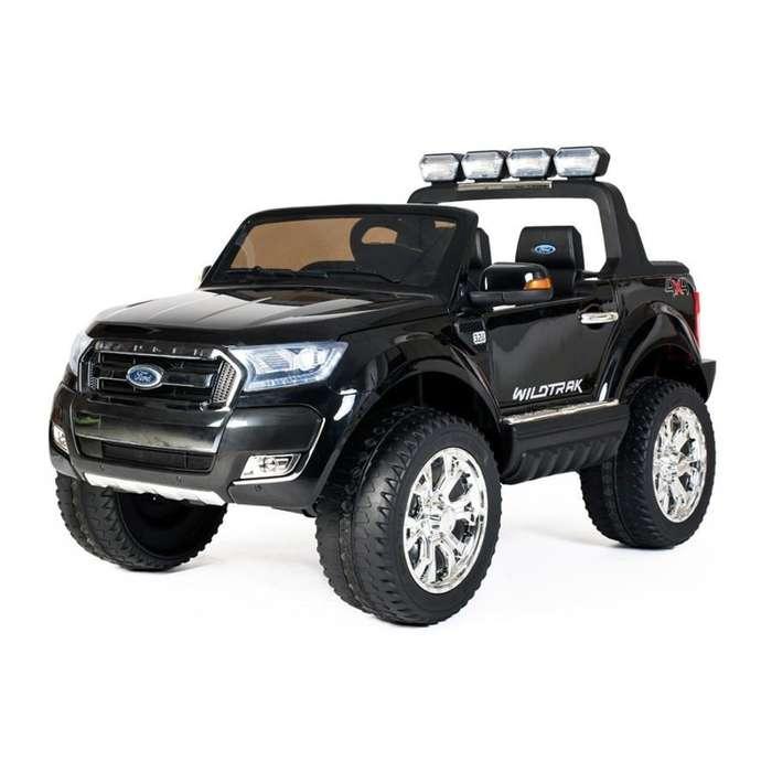 Ford Ranger, Pantalla Tactil, 4 Motores,Llantas en Goma , Asiento Acolchado, Usb, BLUETOOTH