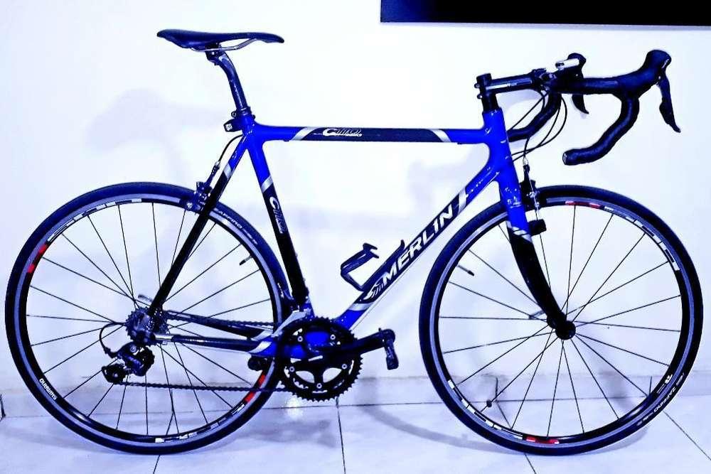 Bicicleta de Ruta Carbono Total
