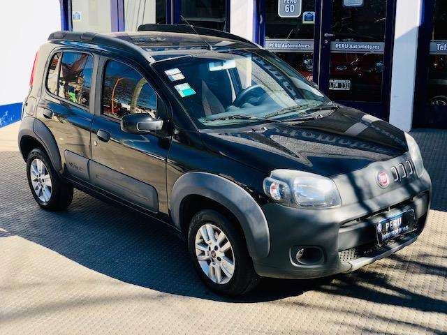 Fiat Uno  2012 - 130000 km