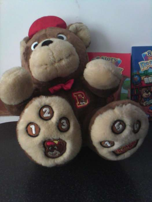 Oso Teddy retro original 400