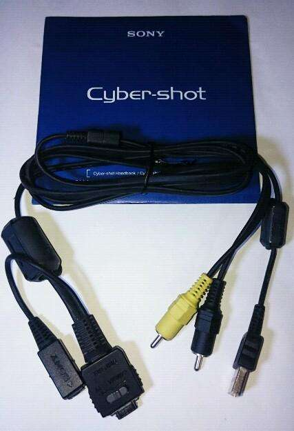 Cargador Y Cables Sony