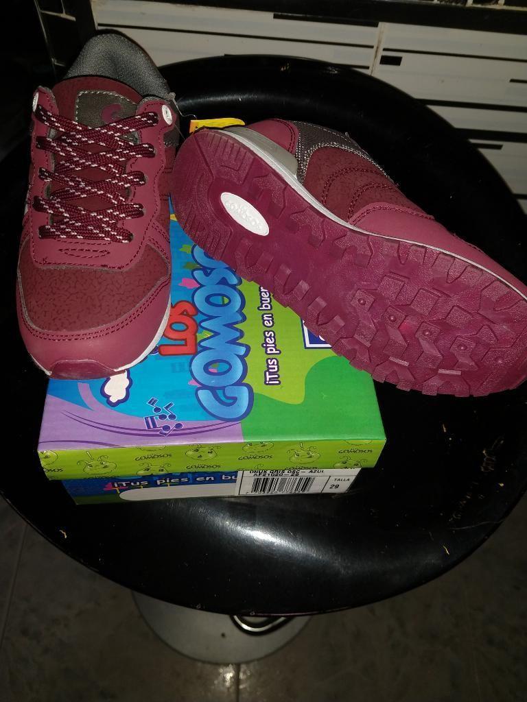 Zapato T 29 Niño Unico Par 38 Mil