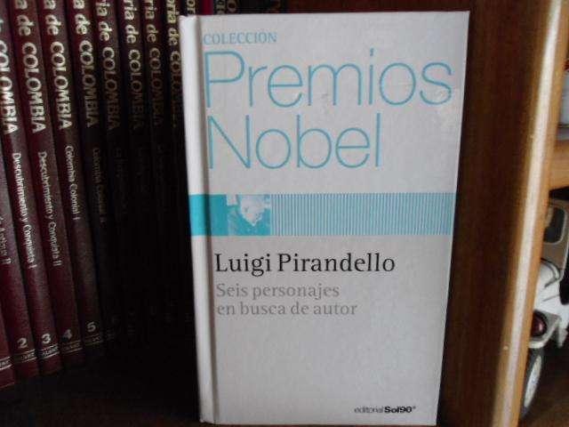 Luigi Pirandello: Seis personajes en busca de autor