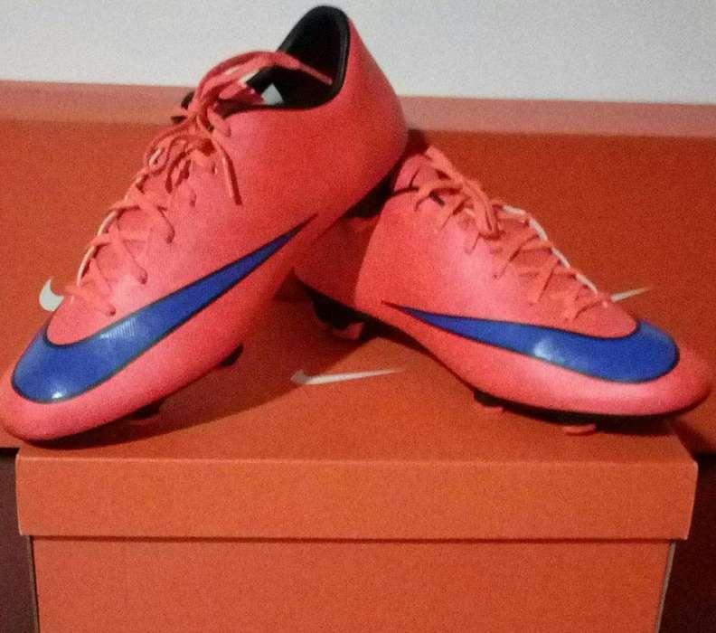 Nike Mercurial Victory V FG Bright Crimson/Persian Violet/Black