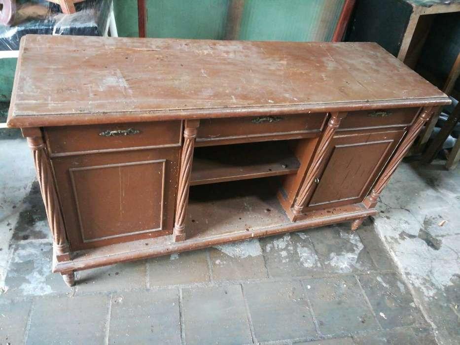 Mueble Antiguo para Pintar