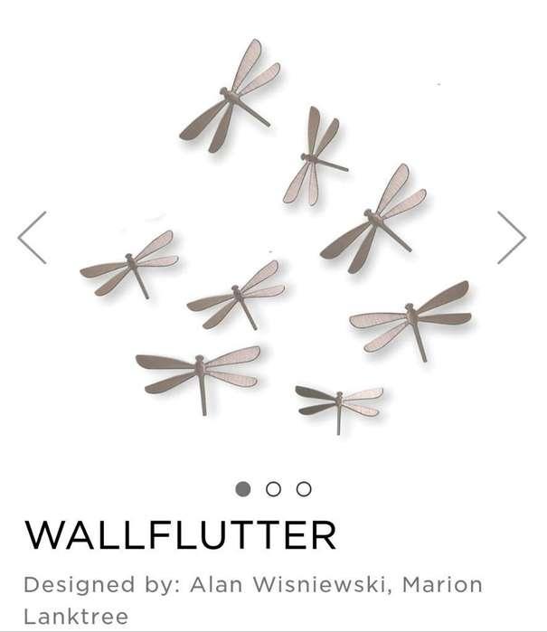 Mariposas para La Pared