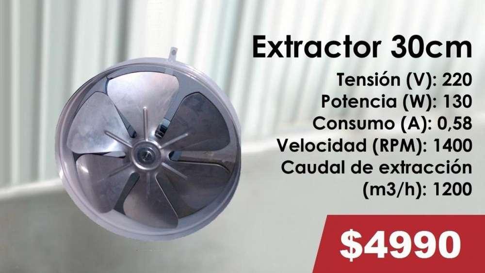 EXTRACTOR DE 30CM Y 40CM