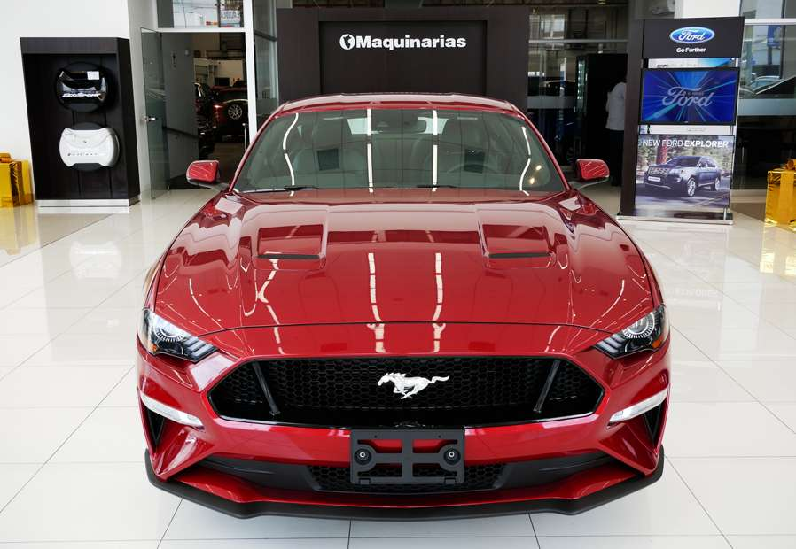 Ford Mustang GT 2019 - 0 km