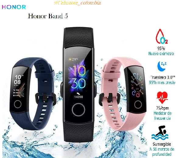 Reloj Inteligente Honor Band 5 Version global