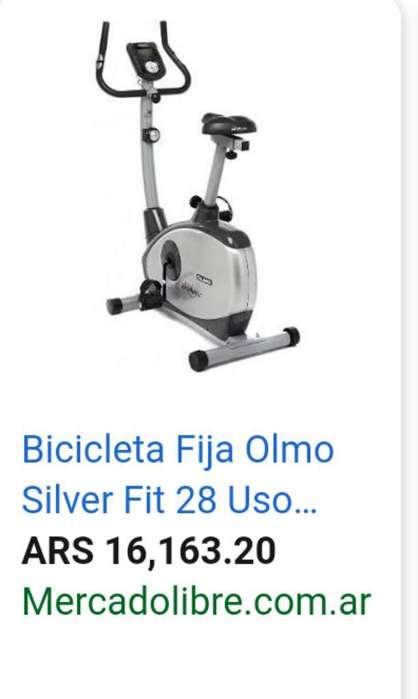 Bicicleta Fija Olmo