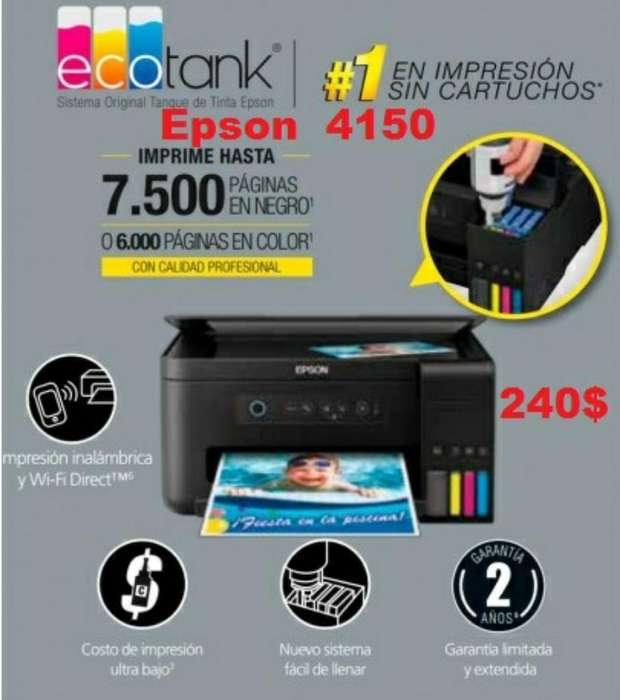 Impresora Epson 4150
