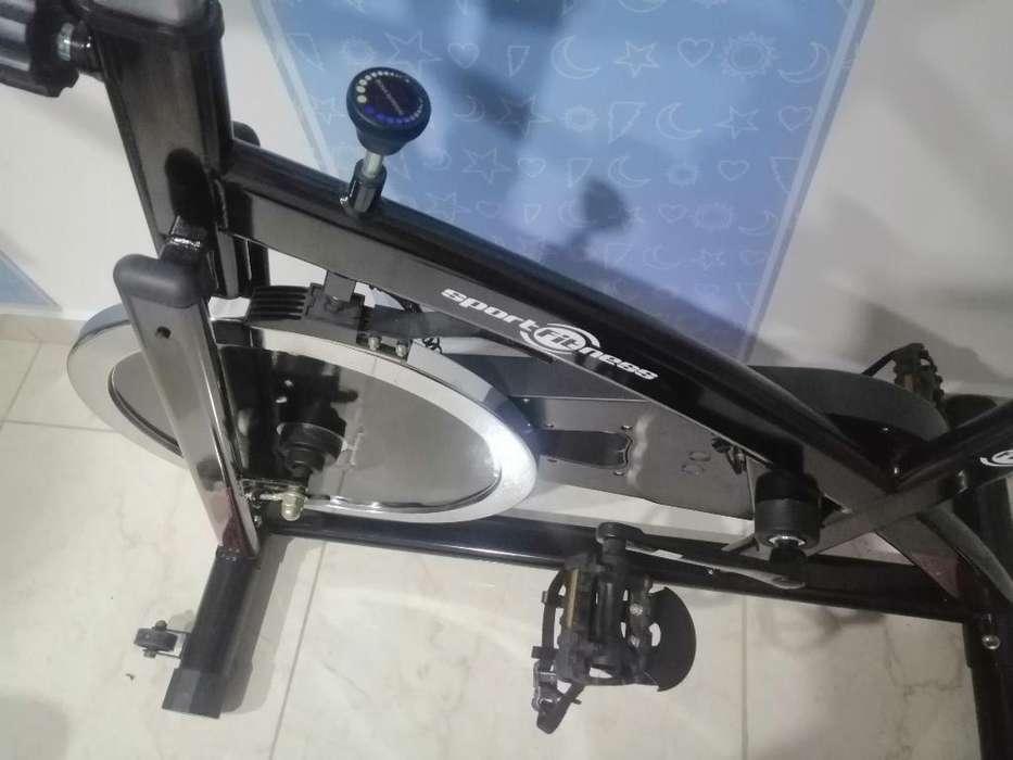 Bicicleta Estática Spining