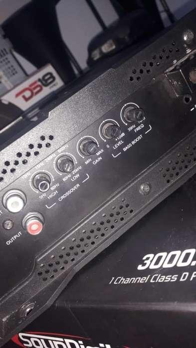 Vendo Potencia Sound Digital Evo 2ohm