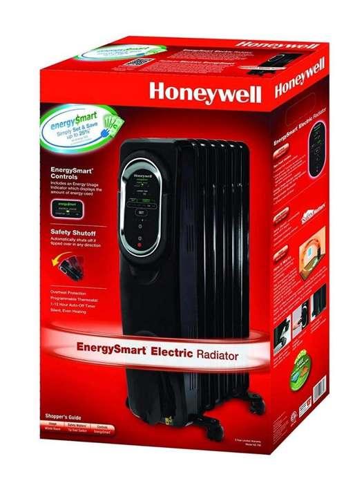 Calefactor Calentador De Aceite Eléctrico Honeywell Hz-789