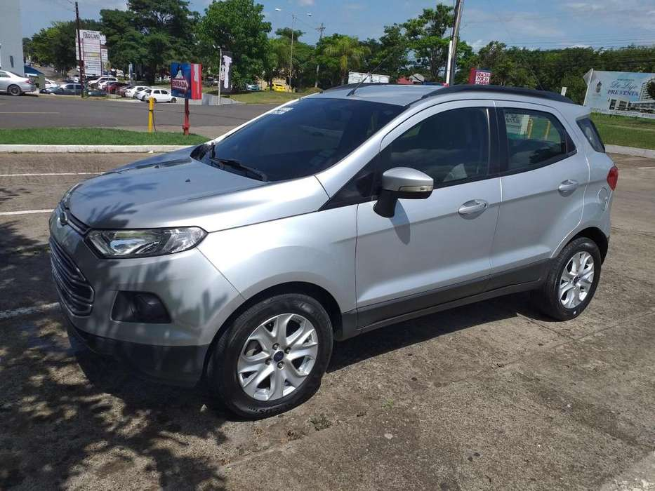 Ford Eco Sport 2016 - 90000 km