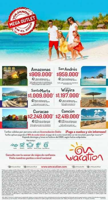 Programa Tus Vacaciones con Nosotros