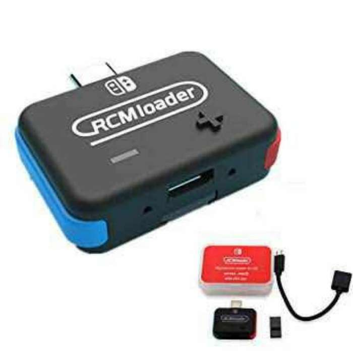 Rcm Loader para Nintendo Switch