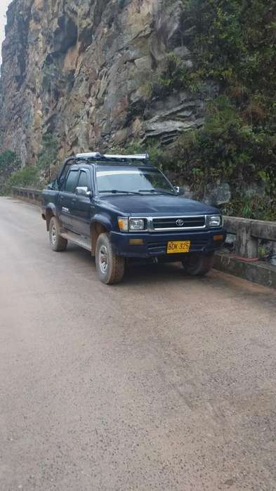 <strong>toyota</strong> Hilux 1994 - 26000 km