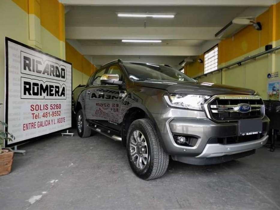 Ford Ranger 2019 - 200 km