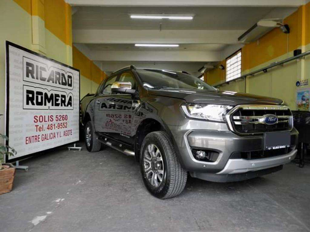 Ranger Limited Automatica 2020