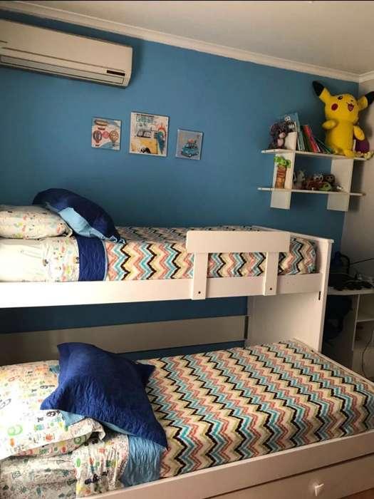 Vendo <strong>cama</strong> Cucheta con Proteccion, Marin