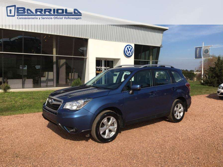 <strong>subaru</strong> Forester 2016 - 78000 km