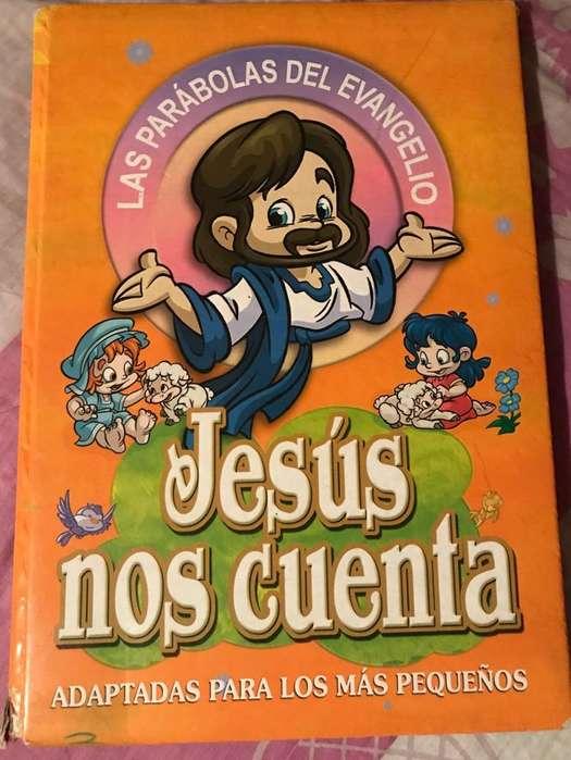 Libro-Las Parabolas Del Evangelio(Niños)