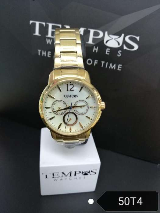 c969d1efaed6 Relojes  strong tempus  strong  Dama Original