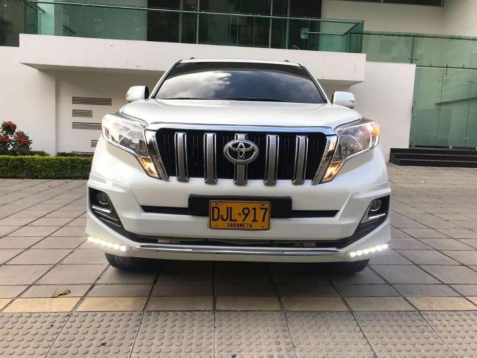 Toyota Prado 2012 - 114000 km